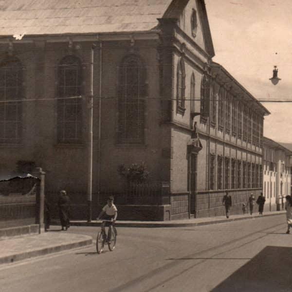Fotografías Históricas del Seminario