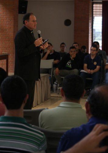 Un taller donde se hacen discípulos y pastores: El Seminario.