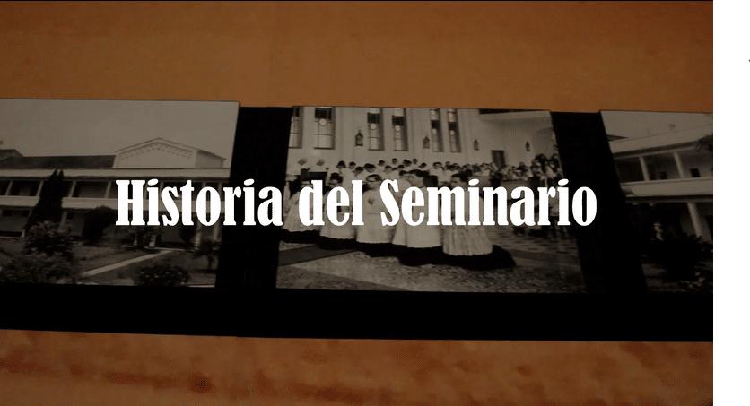 Historia del Seminario